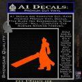 Final Fantasy 7 Cloud Decal Sticker DP Orange Vinyl Emblem 120x120