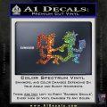 ICP Insane Clown Posse Couple Decal Sticker Juggalo RDZ Decal Sticker Sparkle Glitter Vinyl 120x120