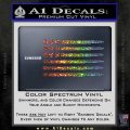 American Flag Bullets Decal Sticker Sparkle Glitter Vinyl 120x120
