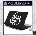 Coheed and Cambria Symbol TR Decal Sticker White Vinyl Laptop 120x120