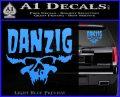 Danzig Decal D3 Sticker Light Blue Vinyl 120x97