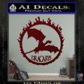Game Of Thrones Dracarys Decal Sticker Dark Red Vinyl 120x120