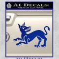 Game of Thrones House Clegane Decal Sticker Blue Vinyl 120x120
