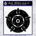 Game of Thrones House Tyrell Black Logo Emblem 120x120