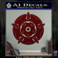 Game of Thrones House Tyrell Dark Red Vinyl 120x120