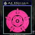 Game of Thrones House Tyrell Hot Pink Vinyl 120x120
