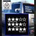 Grand Theft Auto Wanted Stars White Emblem 120x120
