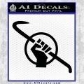 Half Life Freedom Symbol SXC Decal Sticker Black Logo Emblem 120x120