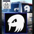 Knuckles SXC Decal Sticker White Emblem 120x120