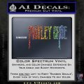 Motley Crue Band Vinyl Decal Sticker Sparkle Glitter Vinyl 120x120