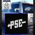 PSE Archery Decal Sticker D1 White Emblem 120x120
