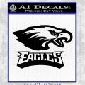 Philidelphia Eagles Full Black Logo Emblem 120x120