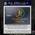 Psychopathic Records Decal Sticker ICP Sparkle Glitter Vinyl 120x120