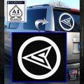 Red Arrow Speedy Roy Harper emblem DLB Decal Sticker White Emblem 120x120