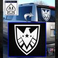 Revengers Real Shield Ultra on Decal Sticker White Emblem 120x120