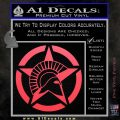 Spartan Ammo Star D2 Decal Sticker Pink Vinyl Emblem 120x120