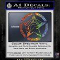 Spartan Ammo Star D2 Decal Sticker Sparkle Glitter Vinyl 120x120