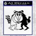 Spy vs Spy Vinyl Decal Sticker Black Logo Emblem 120x120