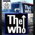 The Who Rock Band Vinyl Decal Sticker White Emblem 120x120
