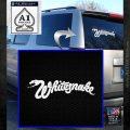 Whitesnake Rock Band Vinyl Decal Sticker White Emblem 120x120