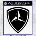 3rd Marine Division Decal Sticker Black Vinyl 120x120