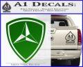 3rd Marine Division Decal Sticker Green Vinyl Logo 120x97