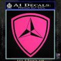 3rd Marine Division Decal Sticker Pink Hot Vinyl 120x120