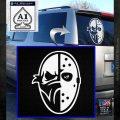 Bad Meets Evil Eminem Decal Sticker White Emblem 120x120