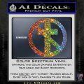 Bad Religion Decal Sticker Sparkle Glitter Vinyl 120x120