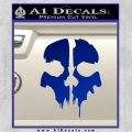 Call of Duty Ghosts Decal Blue Vinyl 120x120