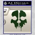 Call of Duty Ghosts Decal Dark Green Vinyl 120x120