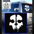 Call of Duty Ghosts Decal White Emblem 120x120