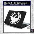 DRAGON OPTICAL LOGO VINYL DECAL STICKER White Vinyl Laptop 120x120