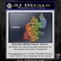 Donkey Kong Full Body SXC Decal Sticker Sparkle Glitter Vinyl 120x120