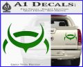 Eve Amarr Decal Sticker Green Vinyl 120x97