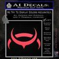 Eve Amarr Decal Sticker Pink Vinyl Emblem 120x120