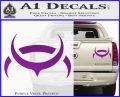 Eve Amarr Decal Sticker Purple Vinyl 120x97