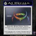 Eve Amarr Decal Sticker Sparkle Glitter Vinyl 120x120