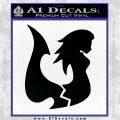 Fairy Tail Lamia Scale Decal Sticker Black Logo Emblem 120x120