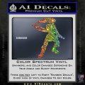Fierce Deity Link SXC Decal Sticker Sparkle Glitter Vinyl 120x120