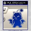 Final Fantasy Moogle Full Body Blue Vinyl 120x120