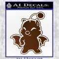 Final Fantasy Moogle Full Body Brown Vinyl 120x120