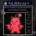 Final Fantasy Moogle Full Body Pink Vinyl Emblem 120x120