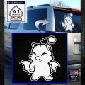 Final Fantasy Moogle Full Body White Emblem 120x120