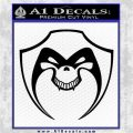 GI Joe Drednocks Vinyl Decal Sticker Black Logo Emblem 120x120