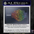 Highly Dangerous Mother Fucker Decal Sticker Sparkle Glitter Vinyl 120x120