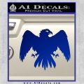 House Of Arryn Game Of Thrones D7 Decal Sticker Blue Vinyl 120x120