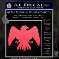 House Of Arryn Game Of Thrones D7 Decal Sticker Pink Vinyl Emblem 120x120