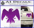House Of Arryn Game Of Thrones D7 Decal Sticker Purple Vinyl 120x97