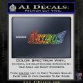 Incubus Rock Band Vinyl Decal Sticker Sparkle Glitter Vinyl 120x120